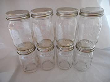 ball 4 oz mason jars. ball 4 oz. miniature storage jar - set of 8 jars! oz mason jars s