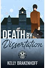 Death by Dissertation (A Cassandra Sato Mystery Book 1) Kindle Edition