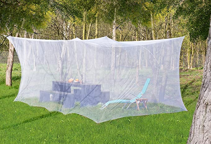 Infactory – XXL de mosquitera para interior y exterior, 300 x 500 ...