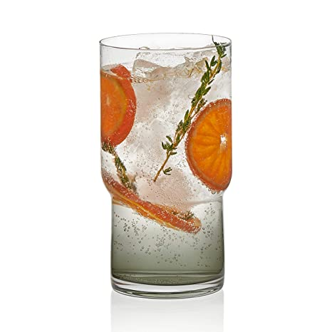 Libbey Prologue Haze Handblown Tumbler Glasses