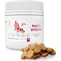 Super Paws Vitacare Dog Vitamins and Supplements - Our Dog Multivitamin & Puppy Vitamins Improve your dog's immune…