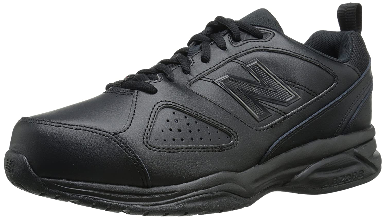 New Balance mx623 V3 de Entrenamiento Para Hombre Zapatos 9 D(M) US|Cuero Negro