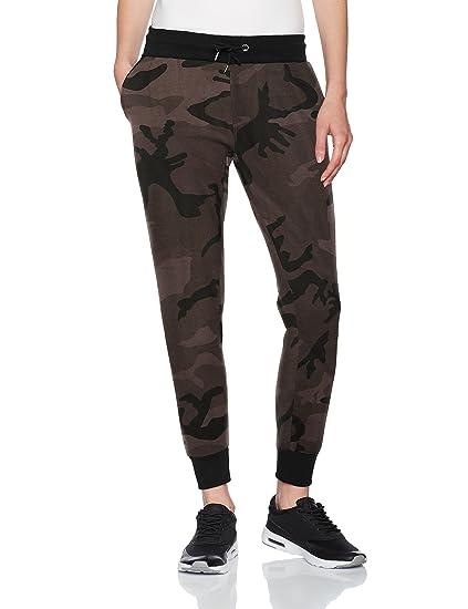 Pour Femmes Dames Camo Pantalon De Sport Éponge Classiques Urbain S117osyP