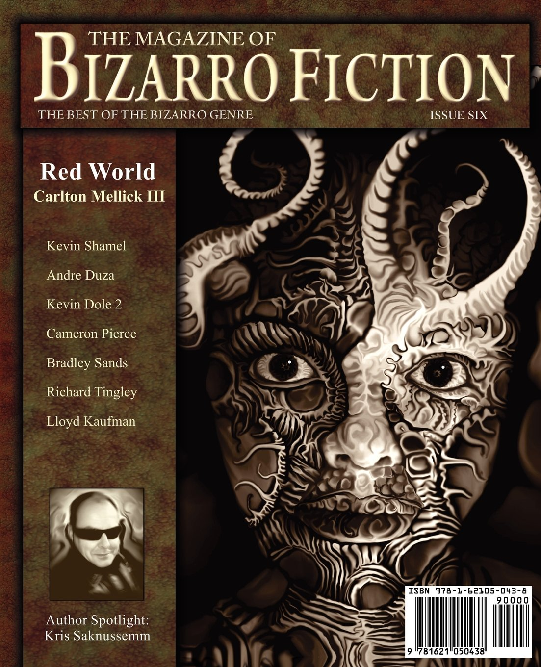 Download The Magazine of Bizarro Fiction (Issue Six) pdf