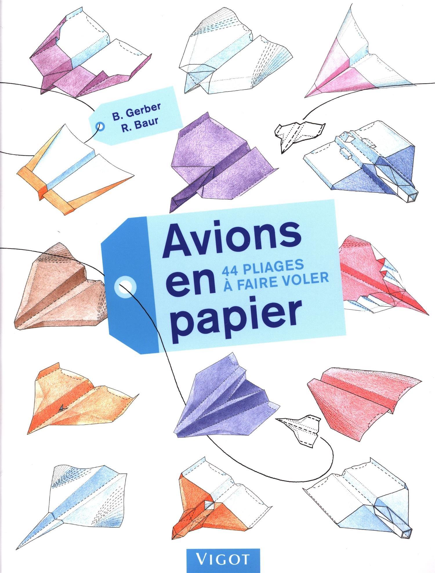 Bevorzugt Avions en papier : Pour enfants: Amazon.fr: Ken Blackbrun, Jeff  PC47