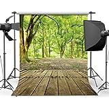 SJOLOON 10x10ft Nature Vinyl Photography Backdrop Customized Photo Background Studio Prop JLT-9376