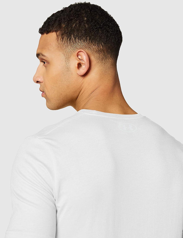 Under Armour UA Big Logo SS Haut de Sport Confortable /à Manches Courtes; T-Shirt Homme Respirant pour Le Sport Homme