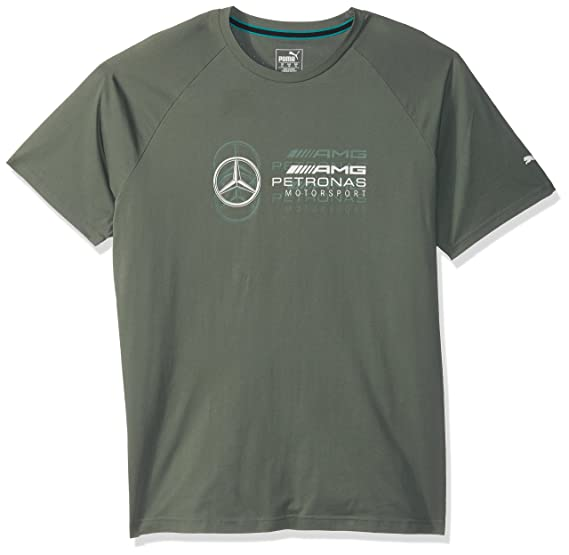 0bb20bc3ca3 Image Unavailable. Image not available for. Colour: Puma Men's Mercedes  Mapm Logo Tee ...