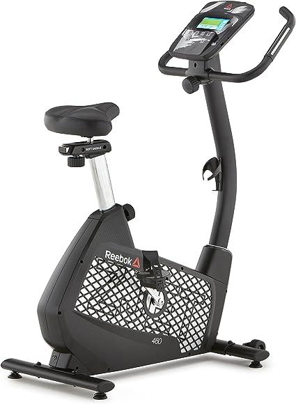Reebok ZJET 460 RVJF-12501SVBT - Bicicleta estática con Bluetooth ...