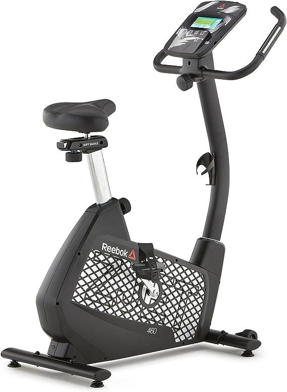 Reebok ZJET 460 RVJF-12501SVBT - Bicicleta estática con Bluetooth: Amazon.es: Deportes y aire libre