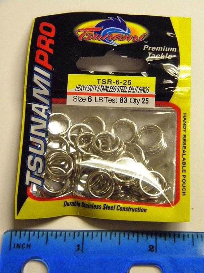 VMC X-Strong Split Rings Gr.6 46,5kg