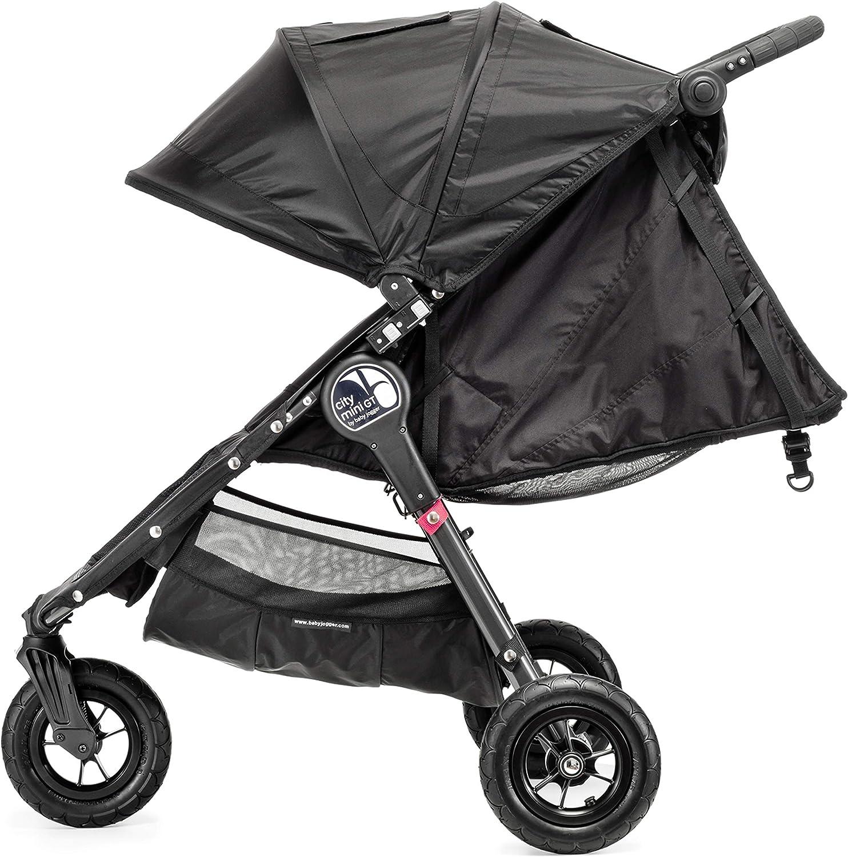 pour poussette simple City Mini//City Mini GT//City Elite//City Premier//City Select//City Select LUX ou Summit/X3 Noir Baby Jogger nacelle Deluxe