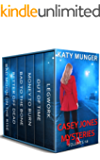 Casey Jones Mysteries Vol. 1-6 (Casey Jones Mystery Series)