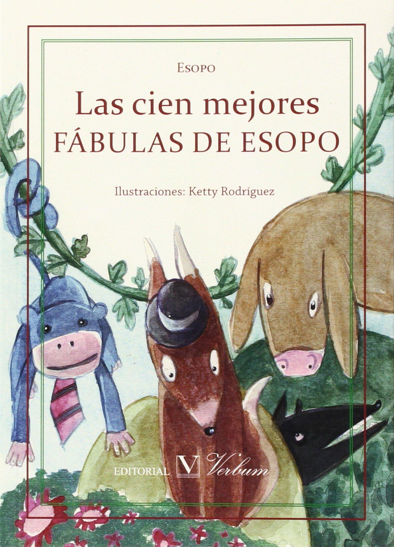 CIEN MEJORES FABULAS DE ESOPO (Infantil-Juvenil): Amazon.es ...