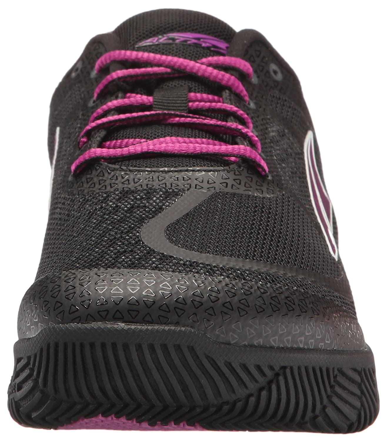 Altra Women's HIIT XT Cross-Training Shoe B01MQYJ201 10.5 B(M) US|Black/Purple
