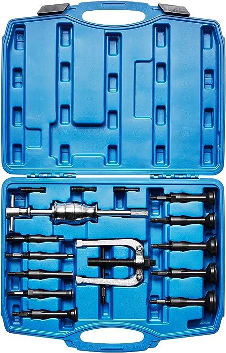 KRAFTPLUS K.277-1516 Jeu dextracteurs de roulement int/érieur /Ø 8-58 mm 16 pcs