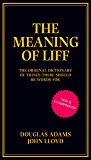 The Meaning of Liff: The Original Dictionary Of Things There Should Be Words
