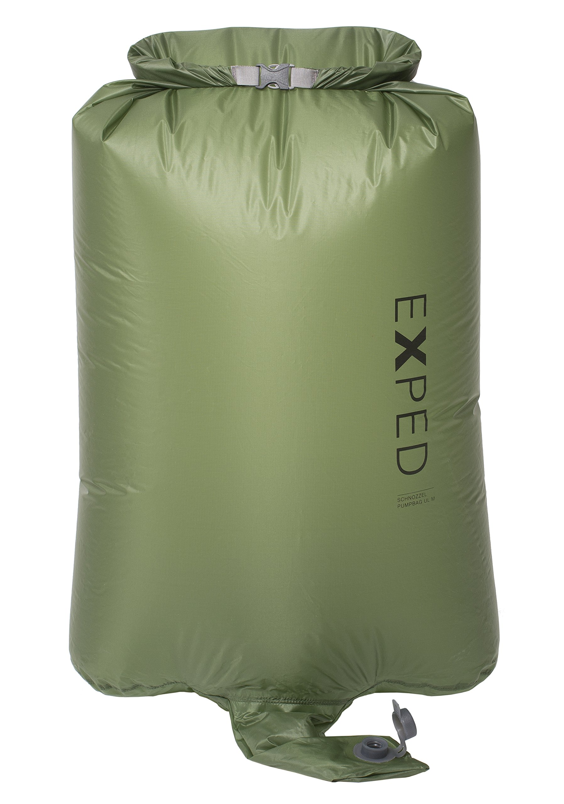 Exped Schnozzel Pumpbag UL, Green, Medium by Exped