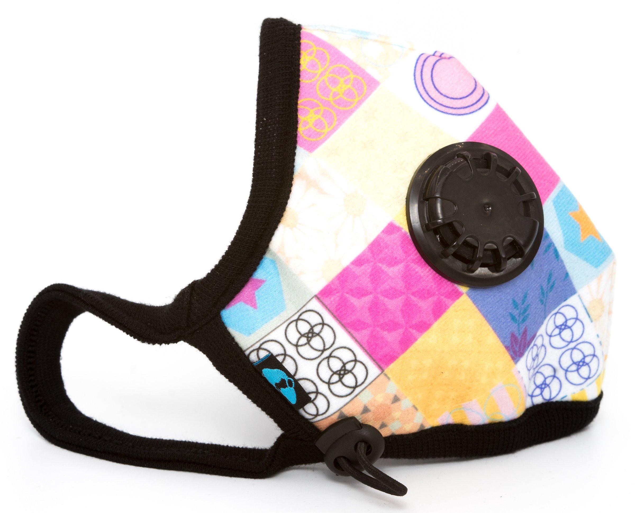 Cambridge Mask Co Pro Anti Pollution N99 Washable Military Grade Respirator with Adjustable Straps - Austen XL Pro