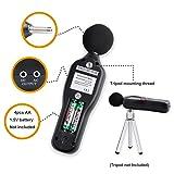 KASUNTEST Professional Sound Level Meter Digital