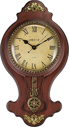 Decoz Pendulum Wall Clock