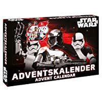 Craze 57385 - Calendario dell'Avvento Disney Star Wars Episode VIII