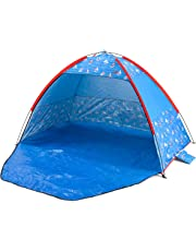 Yello Beach Tent SPF 50 Sun Shelter for Kids and Adults