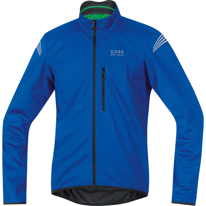 Gore Bike Wear Element Windstopper Soft Shell - Chaqueta para hombre, color Azul (Brilliant Blue), talla S: Amazon.es: Deportes y aire libre