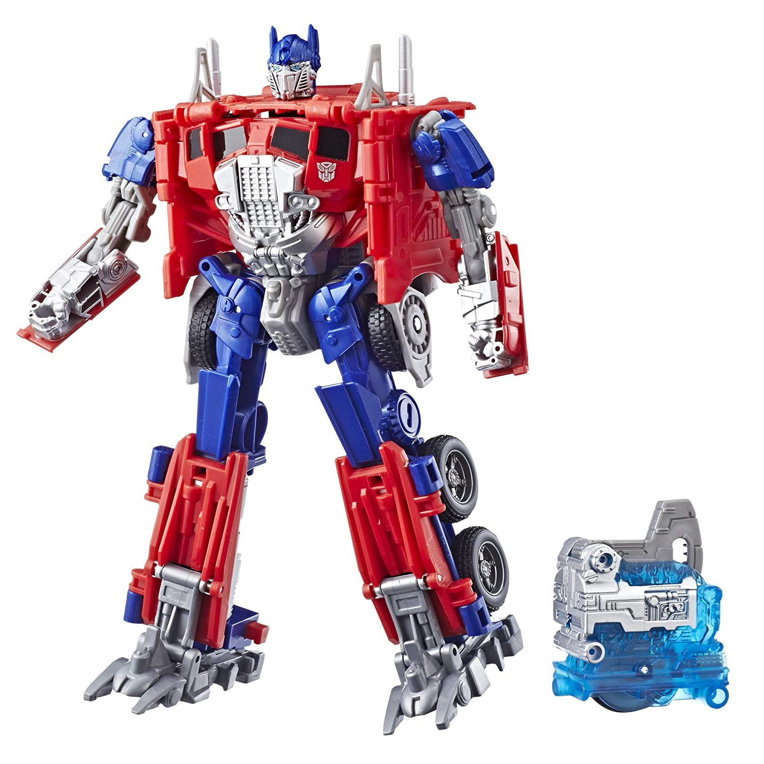 Transformers: Bumblebee Movie Toys, Energon Igniters Nitro Bumblebee Action Figure - Included Core Powers Driving Action - Toys for Kids 6 & Up, 7 7 Hasbro E0754
