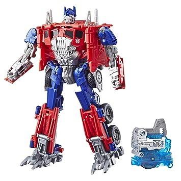 433d52e3ea8 Hasbro Transformers: Energon Igniters Nitro Series - Optimus Prime:  Amazon.co.uk: Toys & Games