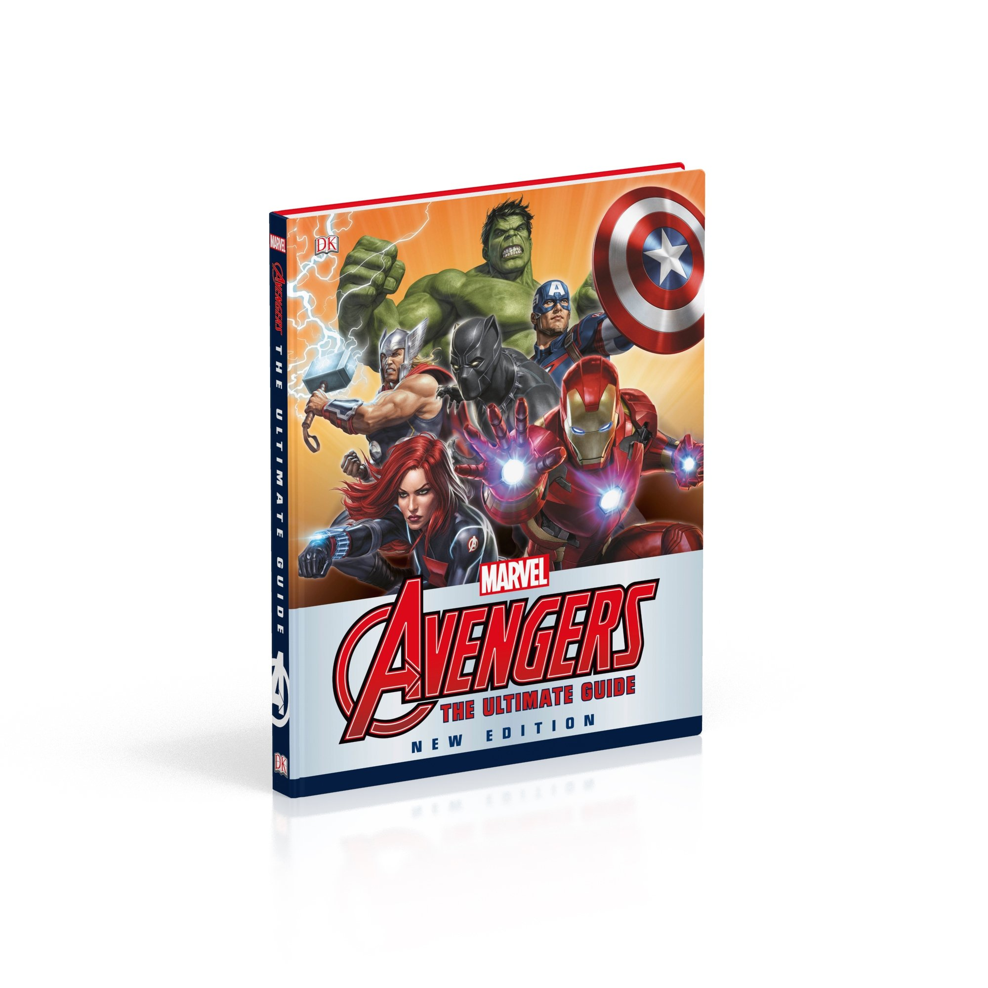 56d679aa20e9 Marvel The Avengers  The Ultimate Guide