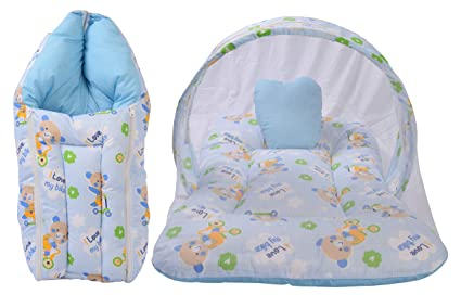 186ba4b1954 Buy Baby Fly Baby Mattress New Born Baby Sleeping Bag with Mosquito ...