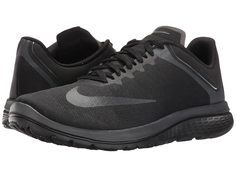 [ナイキ] Nike メンズ FS Lite Run 4 スニーカー [並行輸入品] B01MA1HJ4T 26.5 cm D Black/Anthracite