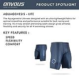 Onvous AquaGenesis Mens Swimsuit Jammer