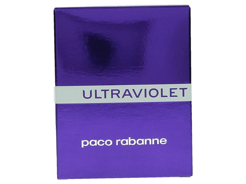 1571817af Paco Rabanne Ultraviolet 31741 - Eau de perfume para mujer, 80 ml: Paco  Rabanne: Amazon.es: Belleza