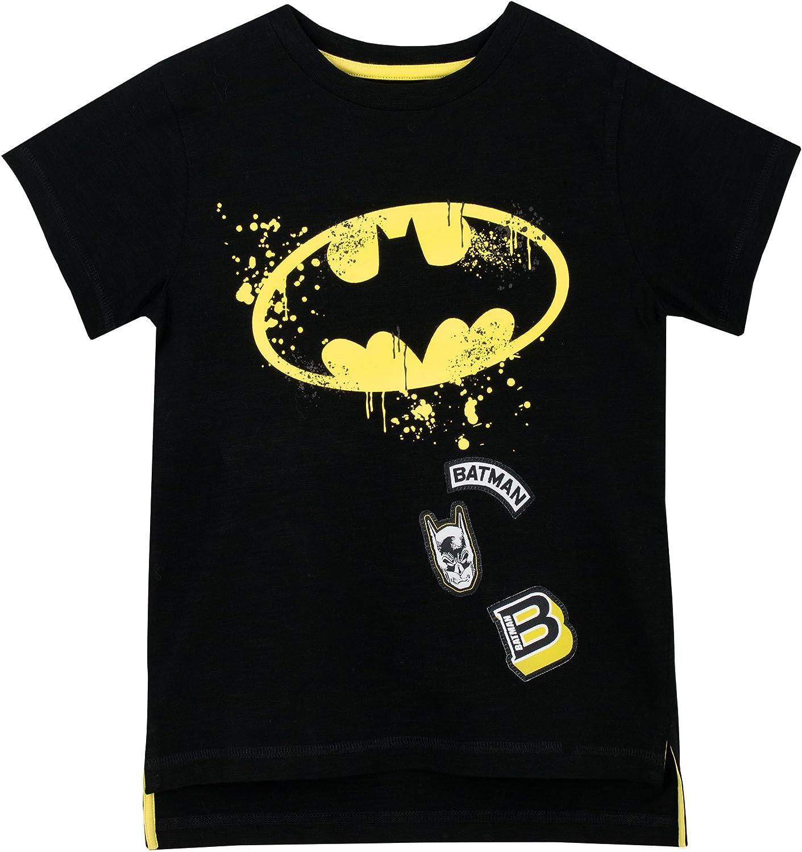 Batman - Camiseta para niño - DC Comics: Amazon.es: Ropa y accesorios