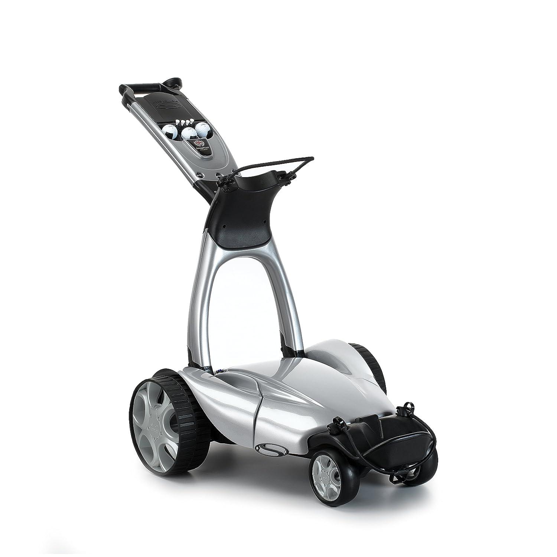Stewart Golf Controlled Carro a Control Remoto, Unisex Adulto, Negro Metalizado: Amazon.es: Deportes y aire libre