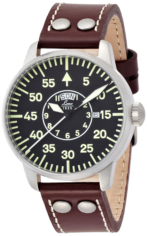 [ラコ]LACO 腕時計 パイロット 電池 5気圧 防水 メンズ 861806 チューリッヒ メンズ 【正規輸入品】 B00KAU7KBW