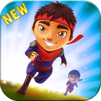 Ninja Kids Runner 3D Free Game