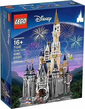 amazon レゴ lego ディズニーシンデレラ城 disney world cinderella