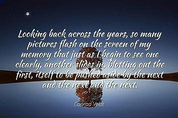 Amazoncom Conrad Veidt Famous Quotes Laminated Poster Print