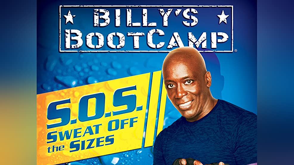 Billy Blanks: Bootcamp SOS
