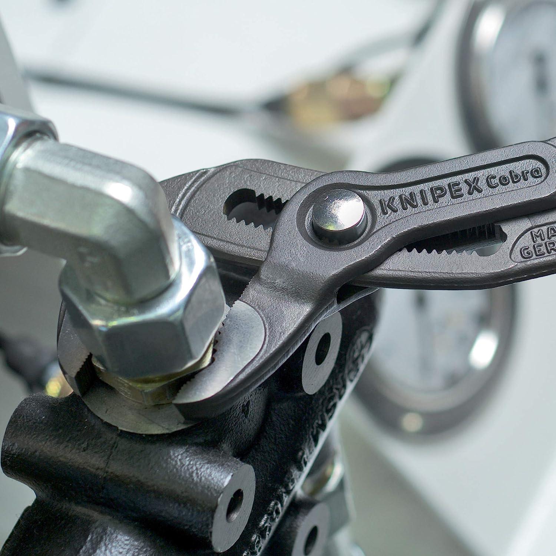 Comfort Grip 3Piece Set Knipex Tools 9K 00 80 05 US Cobra Pliers