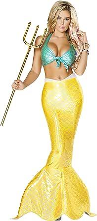 Sexy Women's 2pc Mystical Mermaid Costume