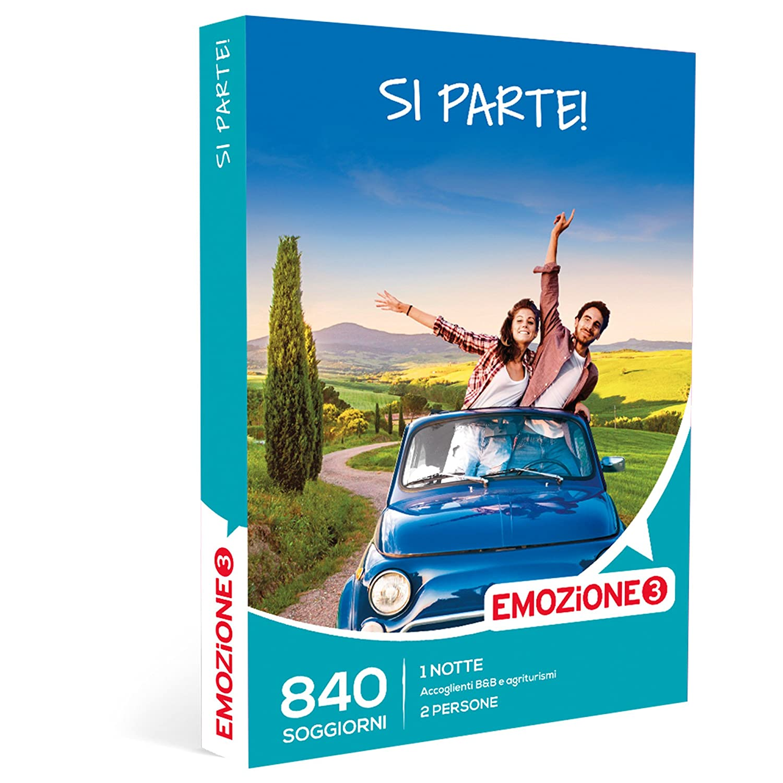 EMOZIONE3 - Cofanetto Regalo - SOGGIORNO DI CHARME - 1645 soggiorni ...