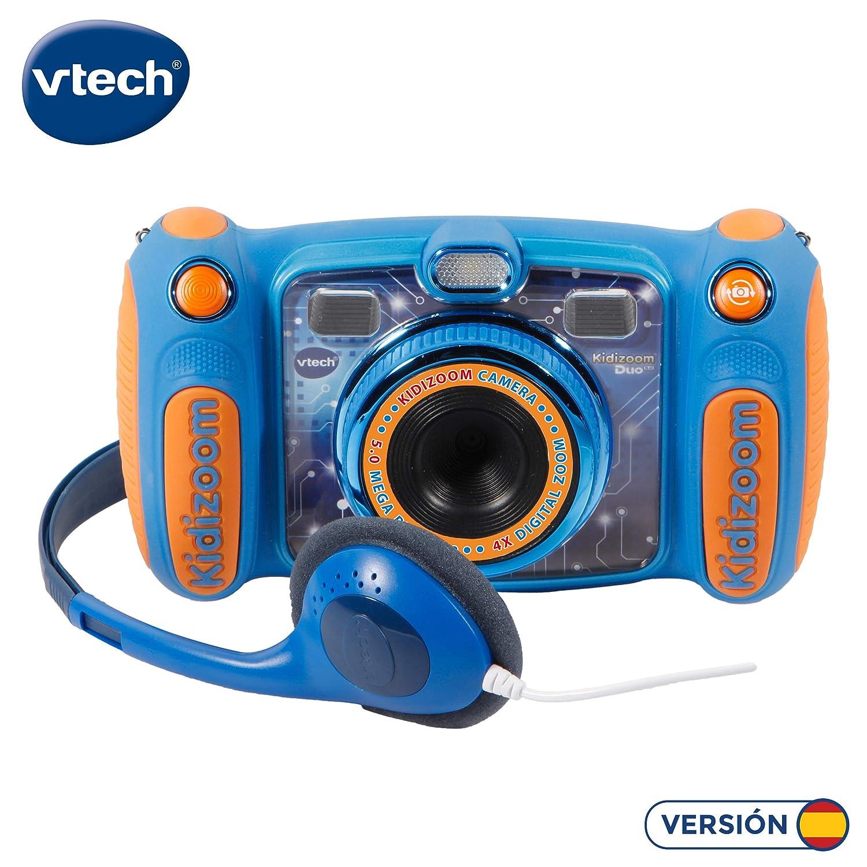 Amazon.es: VTech Kidizoom Duo 5.0 - Cámara infantil de fotos ...