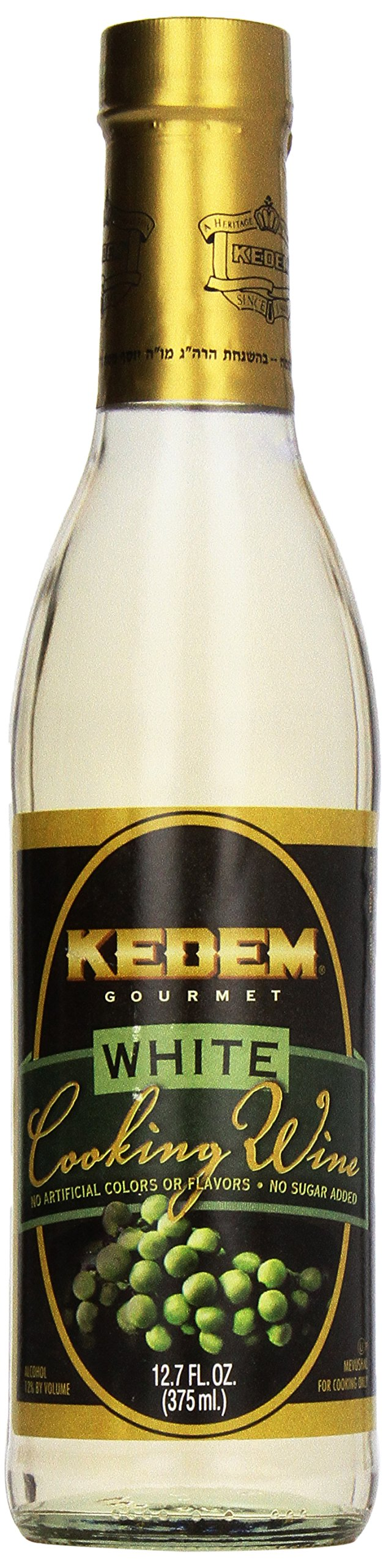 Kedem White Cooking Wine, 12.7 oz