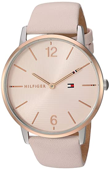 Amazon.com: Tommy Hilfiger 1781973 - Reloj analógico de ...