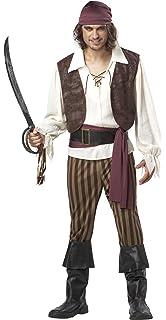 Amazon california costumes mens adult cutthroat pirate costume california costumes mens rogue pirate costume solutioingenieria Gallery