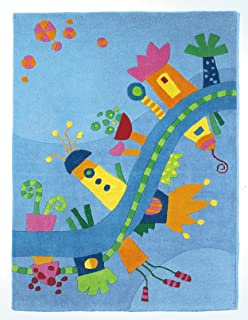 Kinderteppich grün haba  HABA 2908 Wiese Teppich: Amazon.de: Spielzeug